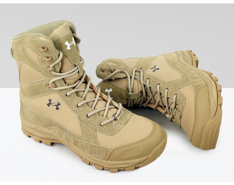 Ботинки Under armor армии США