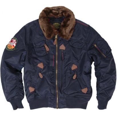 Куртка Alpha Industries INJECTOR X Синяя