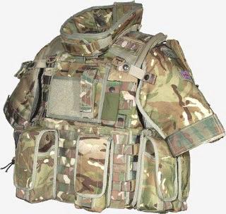 Британский бронежилет-разгрузка Osprey MK4 б/у
