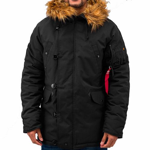 Аляска ALPHA (черная)