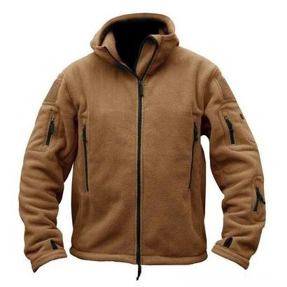 Флисовая куртка Койот