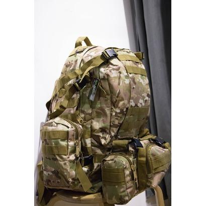 Рюкзак 55 л.(система моли)