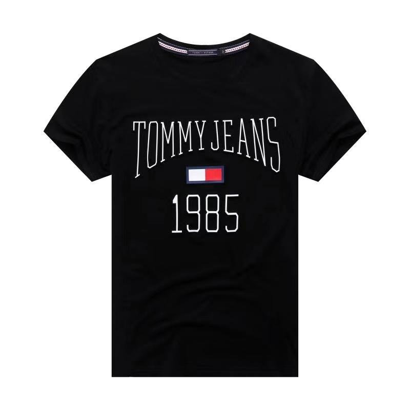 Футболка Tommy Jeans черная