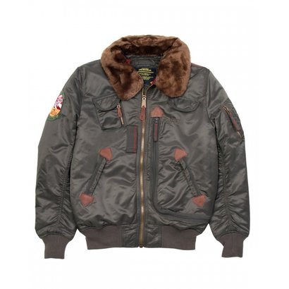 Куртка Alpha Industries INJECTOR olive