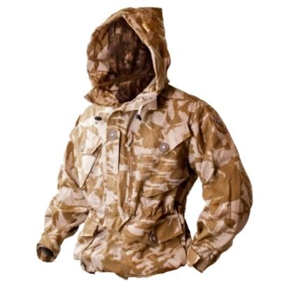 Куртка SAS. Desert DPM. Великобритания
