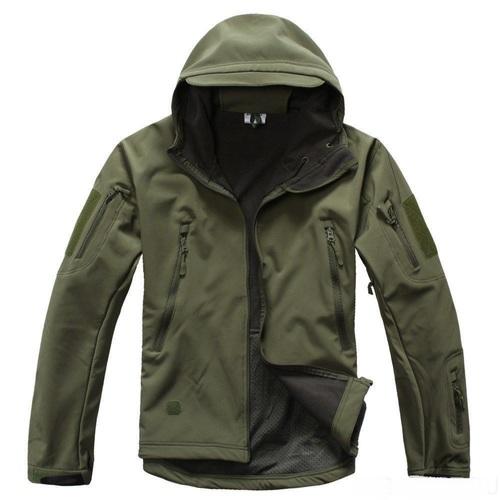 Мужские куртки Софтшелл