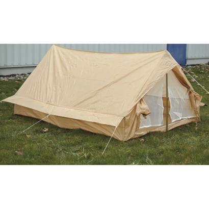 Палатка армейская, Франция