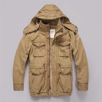 Куртка Abercrombie sand